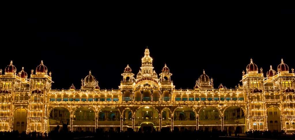 The Mysore Palace
