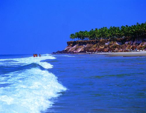 Kovalam (Photo by Kerala Tourism)