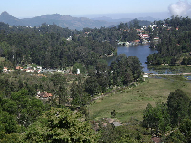 Kodaikanal (Photo by Marcus334)