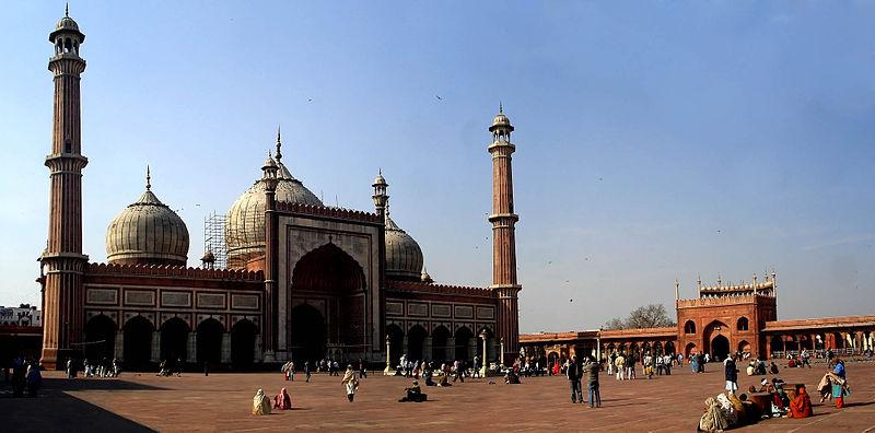 New_Delhi_Jama_Masjid