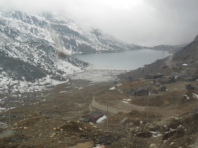 Nathu La (Photo by Giridhar)