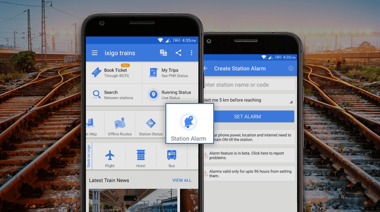 4 features of ixigo train app every women traveller should know