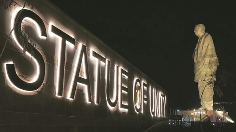 statue of unity blog