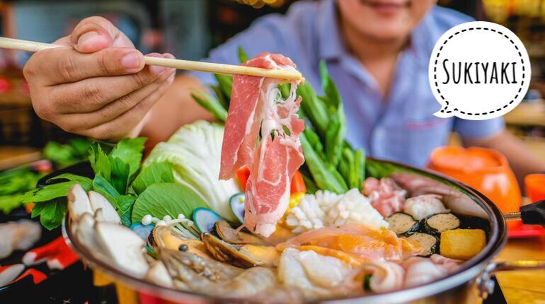 Sukiyaki-Japan