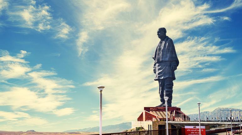 statue of unity