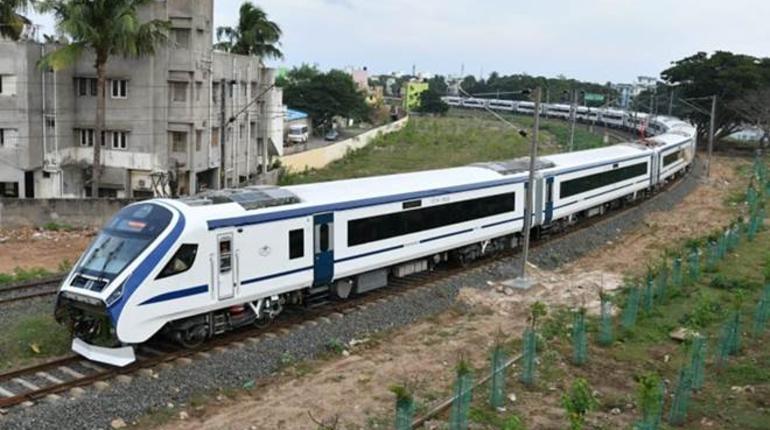 Railways plan to protect new Train 18 | ixigo Travel Stories