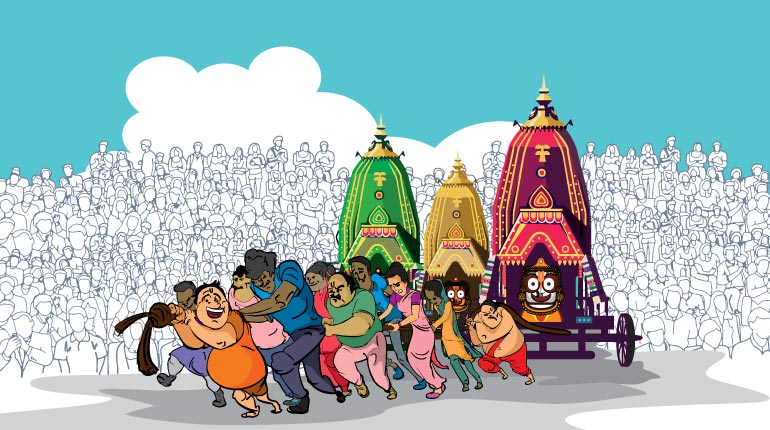 Puri Rath Yatra 2019