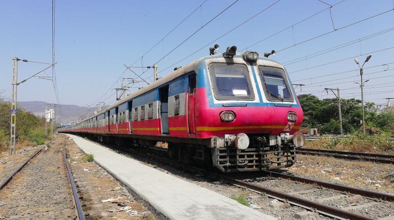 12 July Train Push