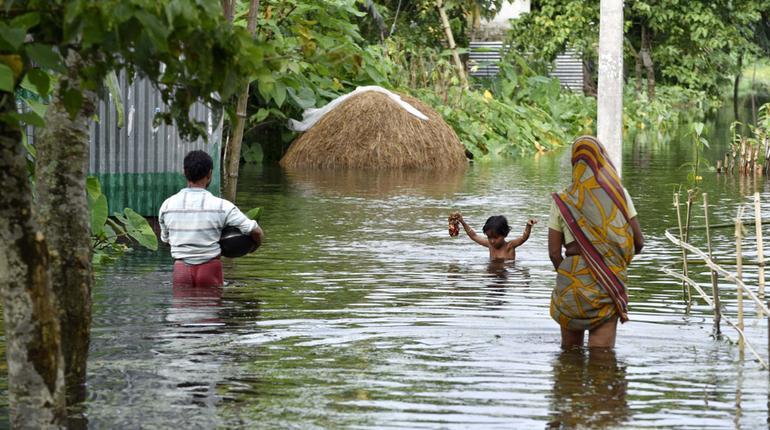 Assam floods 2019