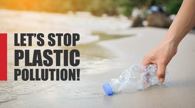 Party Capital of India Bans Plastic