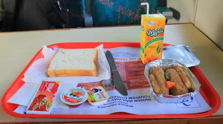 Railways' Food