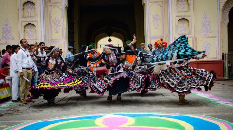 Jaipur Teej