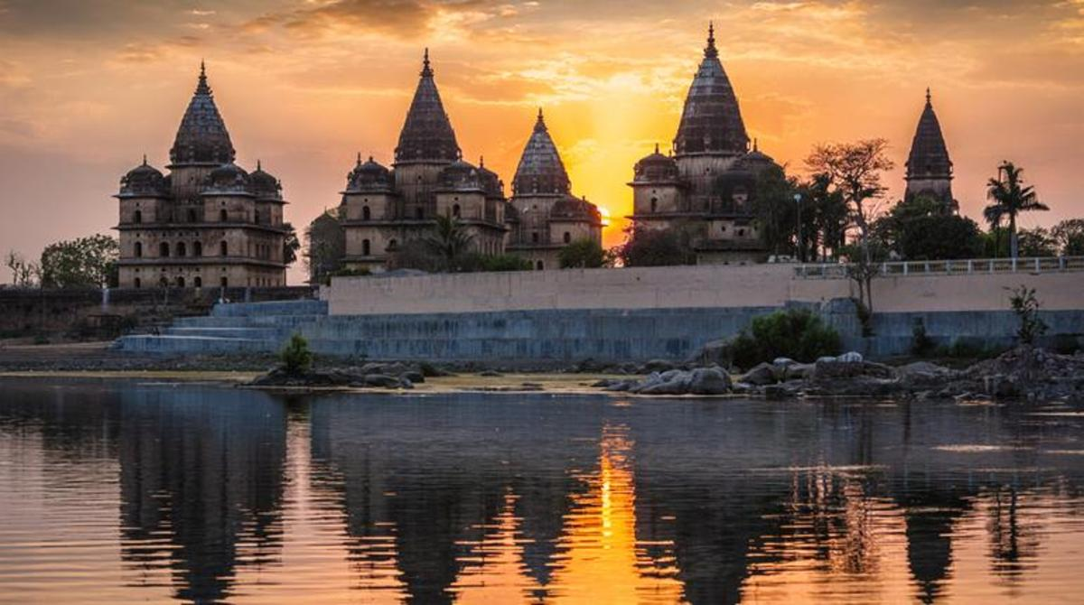 A trip to Orchha - A kingdom of Nowhere