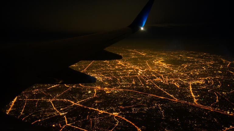 Late-Night Flights