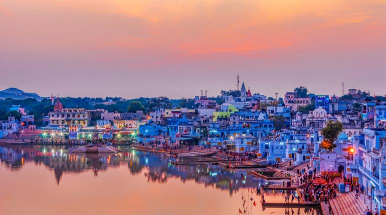 best places to visit in April in India