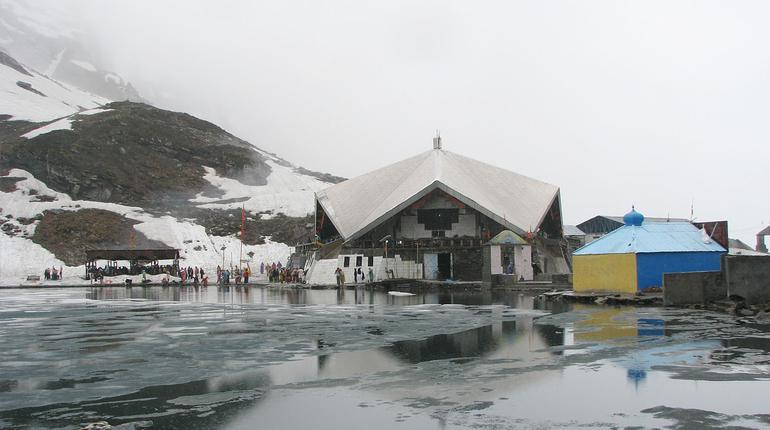 Gurudwara Shri Hemkund Sahib