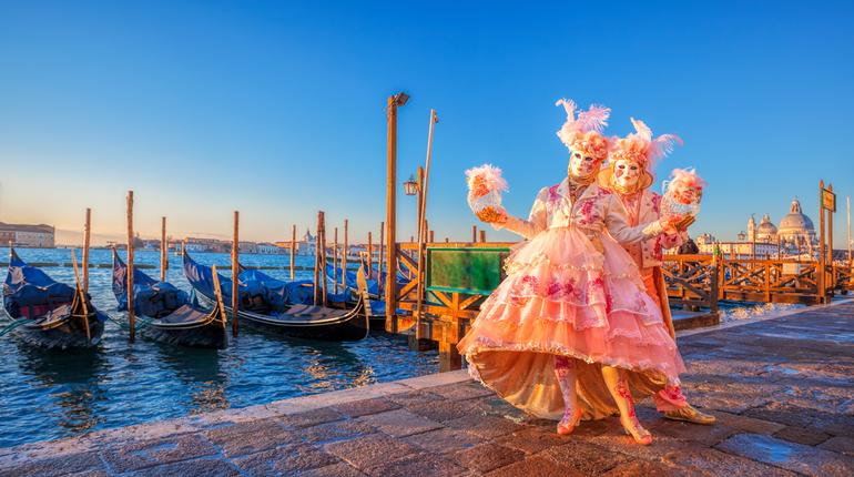 Carnival of Venice 4