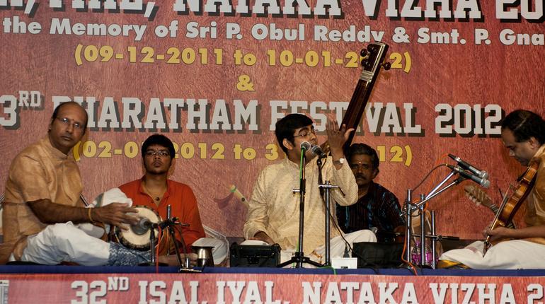 Chennai Festival