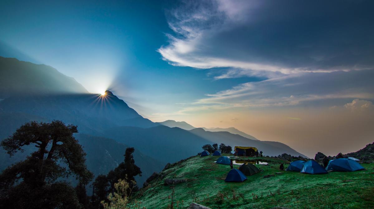 Triund Himachal