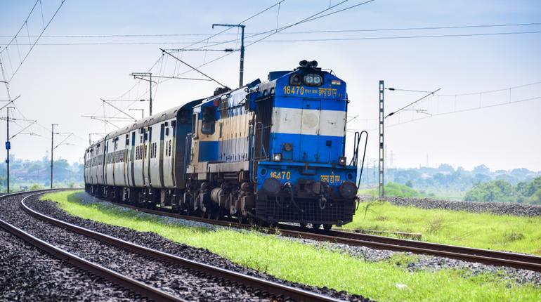 Train push