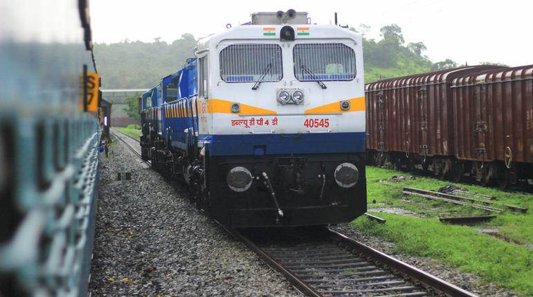 Train Push Monday