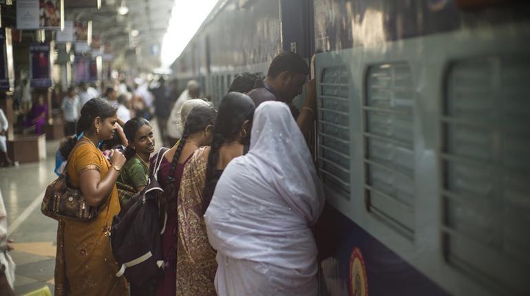 Train push saturday