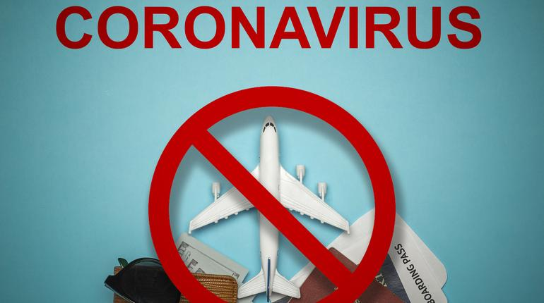 Coronavirus pandemic. Flight ban and closed borders for tourists and travelers with coronavirus (convi19) from Europe and Asia. Flight ticket refunds and route changes.