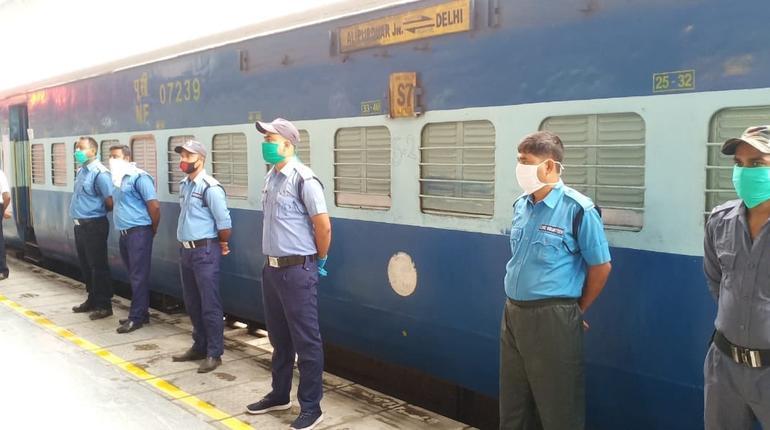 Indian Railways Safety