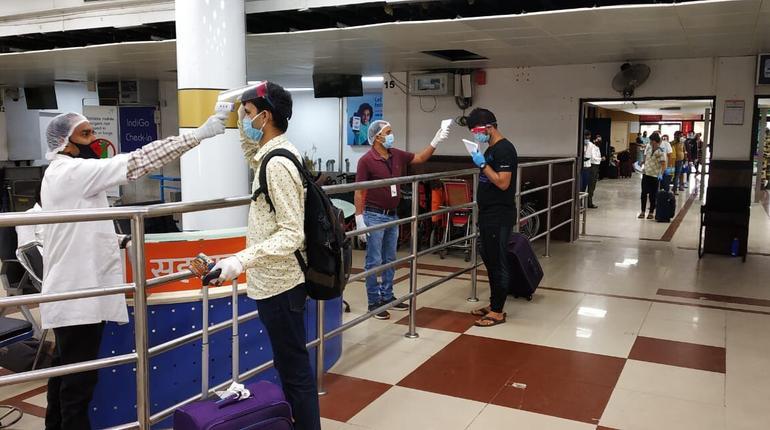 patna airport june 3
