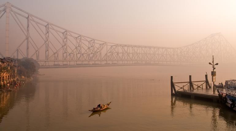 Howrah Bridge | Kolkata