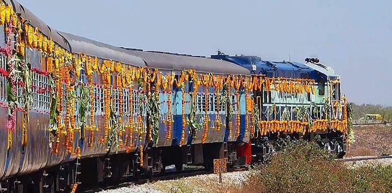 Festive Special Trains
