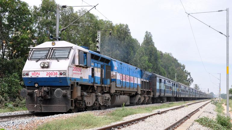 railways new trains
