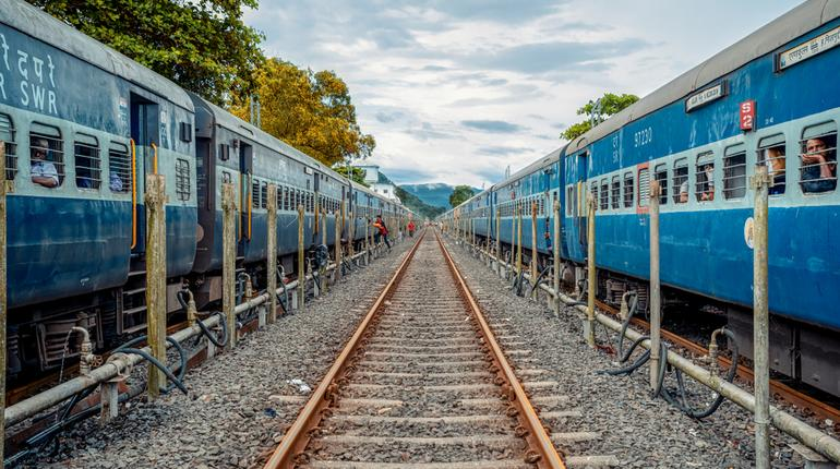 trains diverted