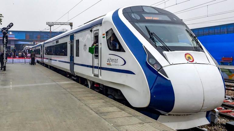 vande bharat delhi vaishno devi katra train