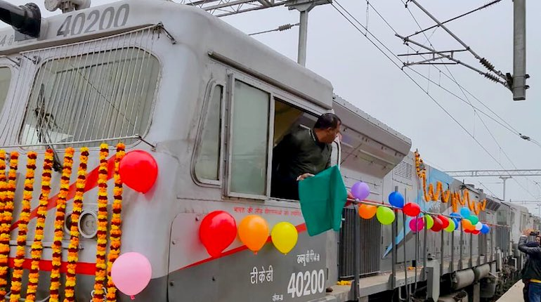 mau new train to delhi