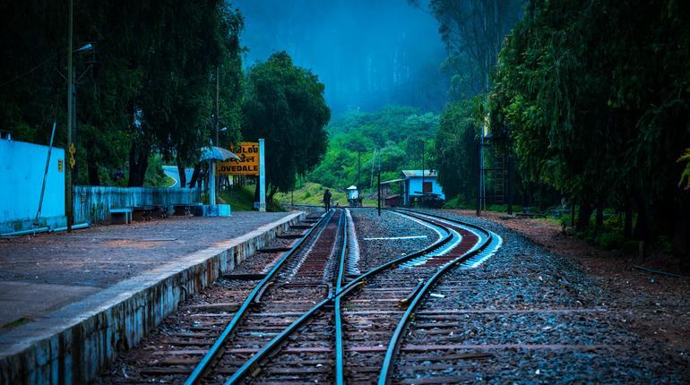 Love dale Railway station, Ooty