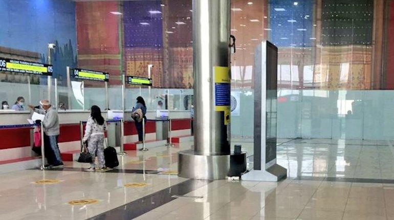 pune airport no flights 2021