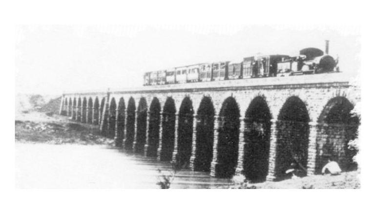 indian railways first passenger train history 1853