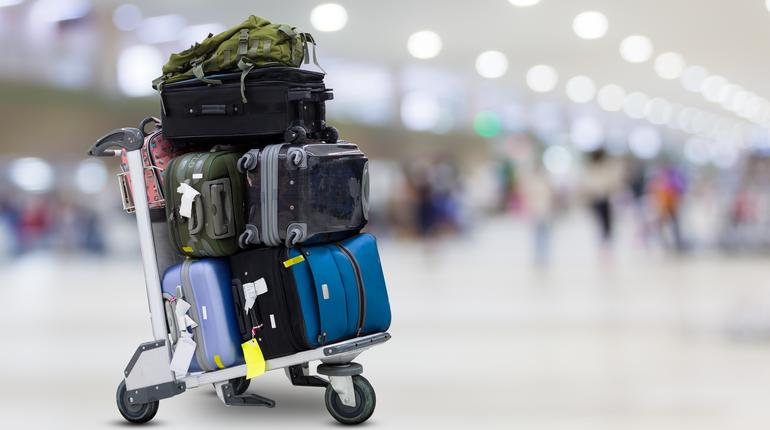 Airport luggage allowance
