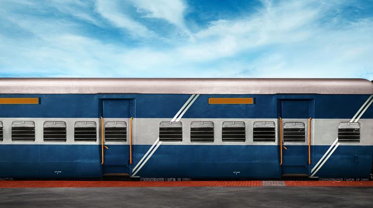Indian Railways train-image