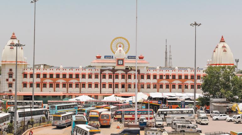Varanasi cant railway station
